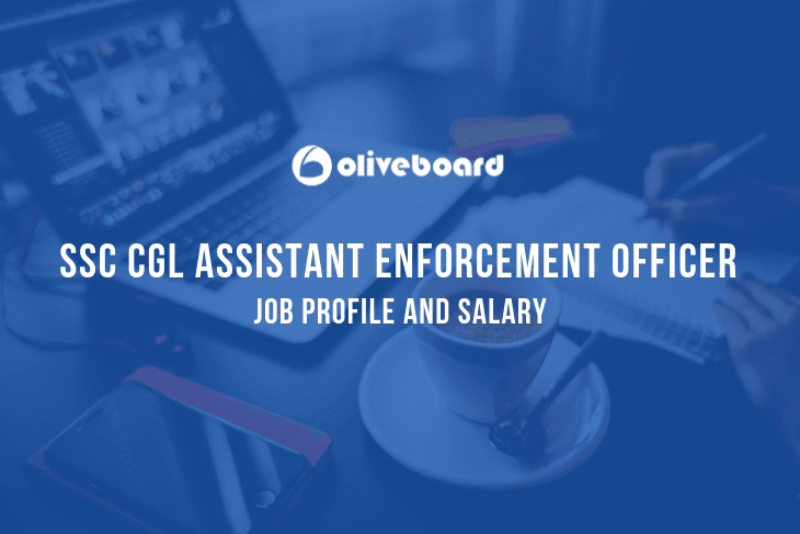 SSC CGL Assistant Enforcement Officer