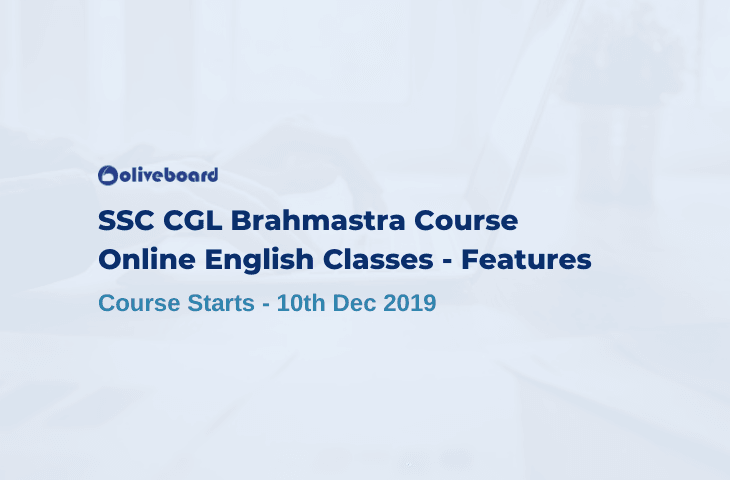 Online English Classes for SSC CGL