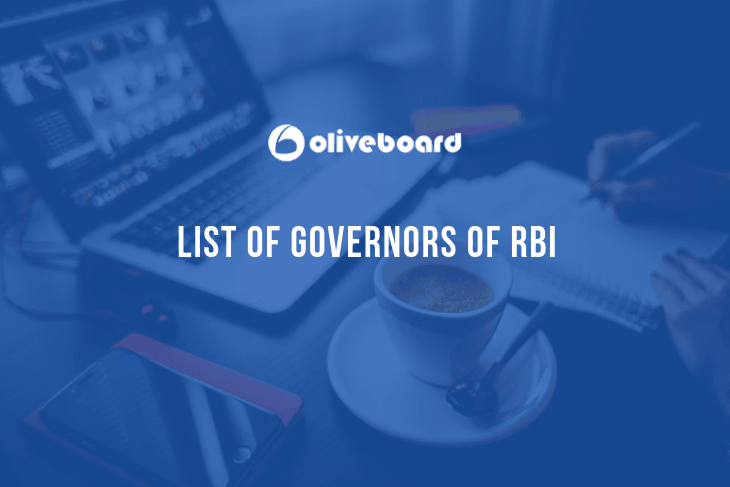 governors of rbi