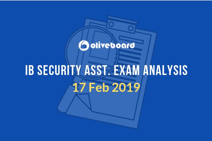 IB Security Assistant exam analysis
