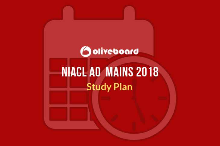 NIACL AO Mains Study Plan