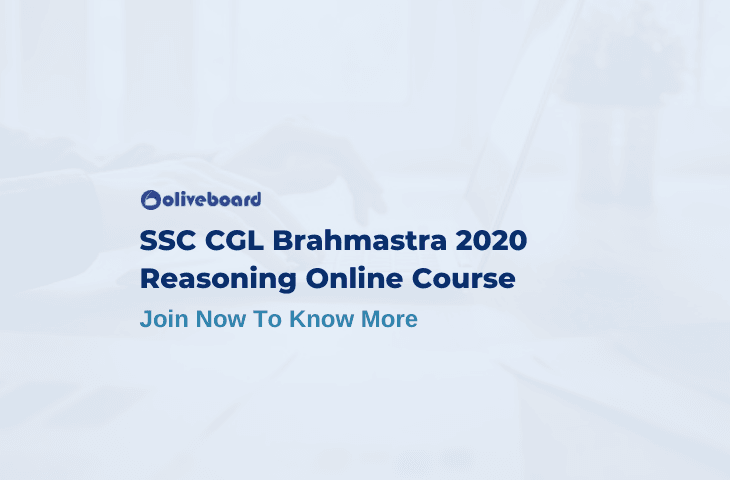 SSC CGL Reasoning Course