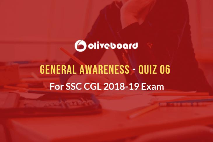 General Awareness Quiz 06