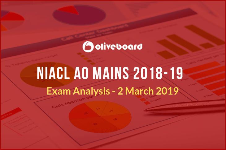 NIACL AO Exam Analysis Phase 2
