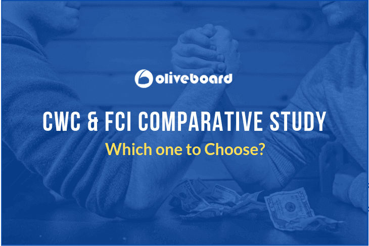 CWC and FCI Comparison