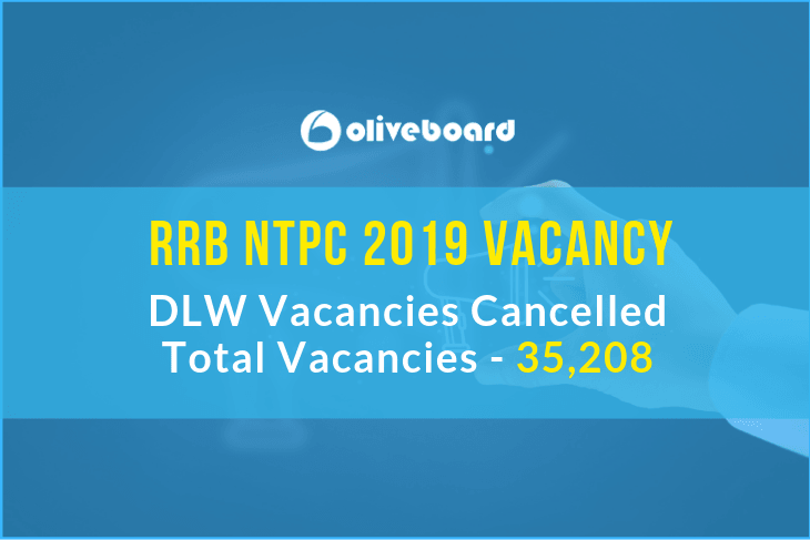 Railway RRB NTPC Vacancy