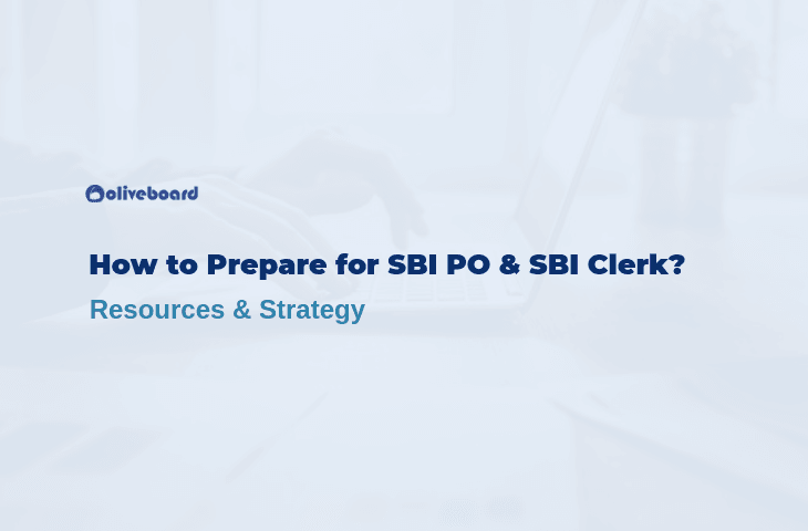 How to Prepare for SBI PO and SBI Clerk from Home