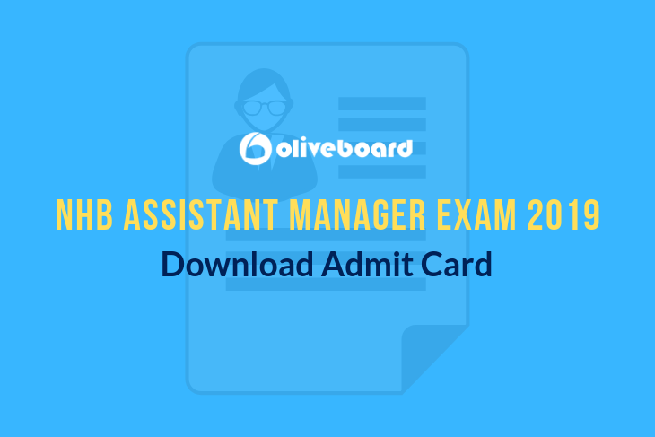 NHB Assistant Manager Admit Card