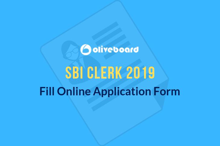 sbi clerk application form 2019 adda