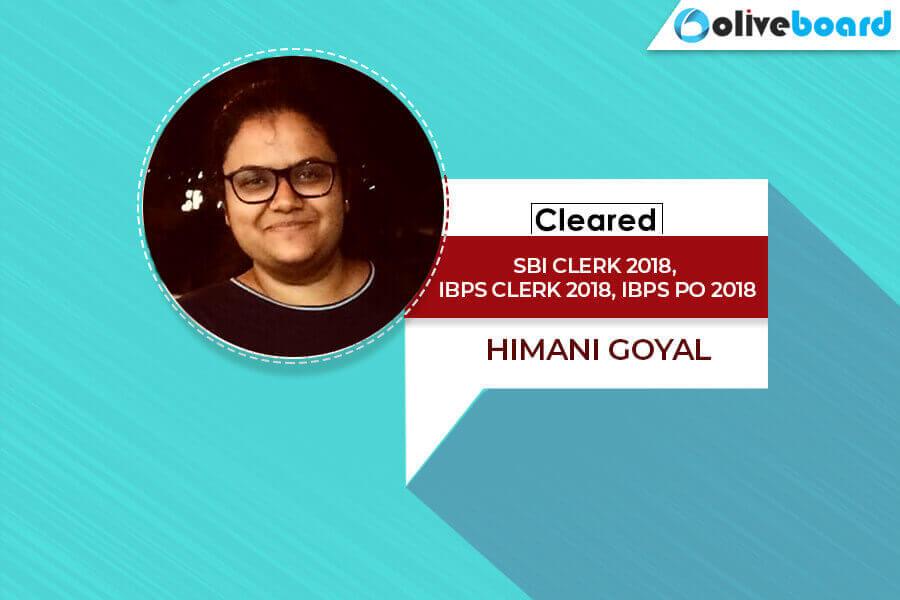 Success Story of Himani Goyal
