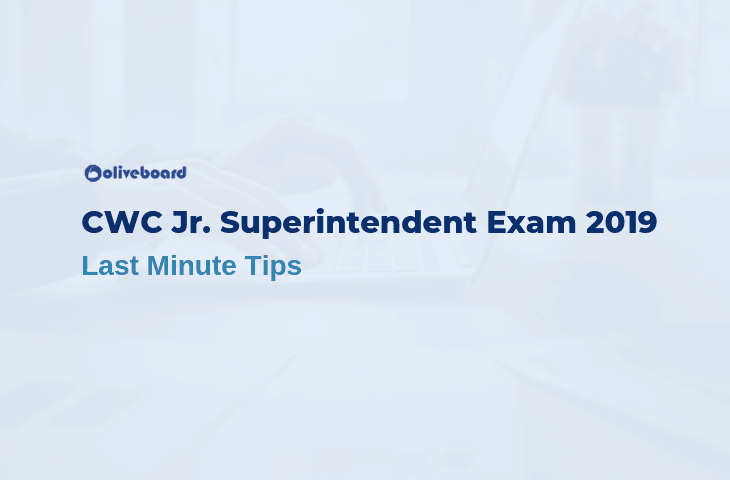 CWC Jr. Superintendent Exam 2019