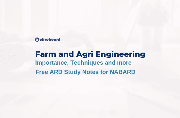 Farm and Agri Engineering