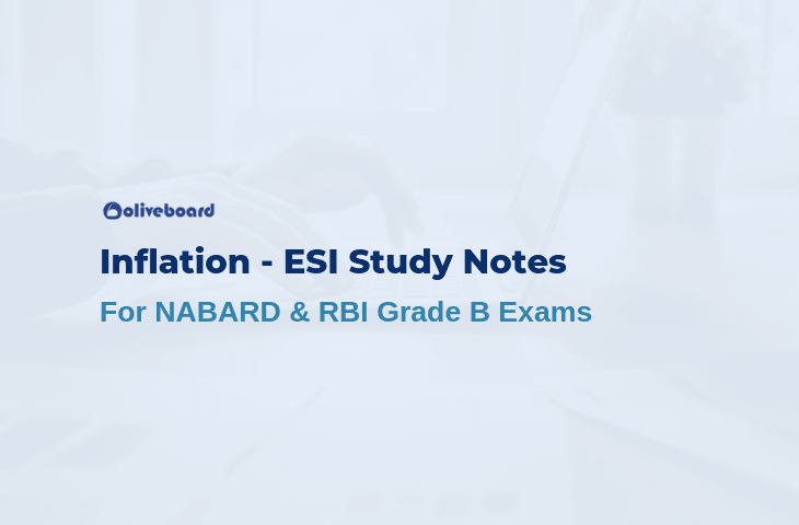 Inflation - ESI Study Notes