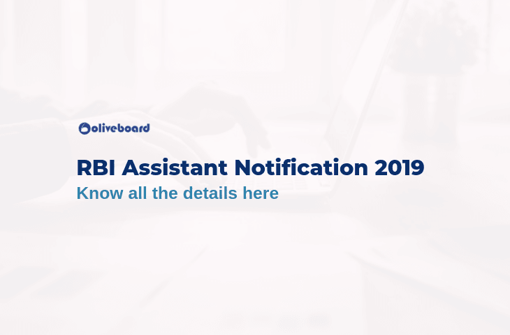 RBI Assistant Notification 2019