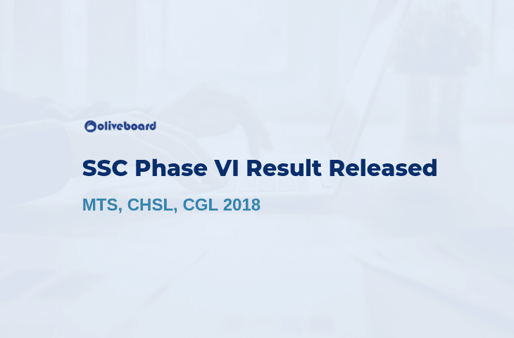 SSC Phase 6 Result