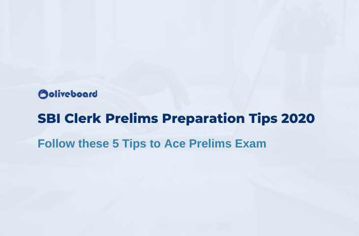 SBI Clerk Prelims Tips