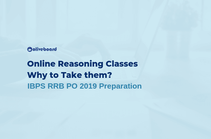 Online Reasoning Classes for Banking Exams