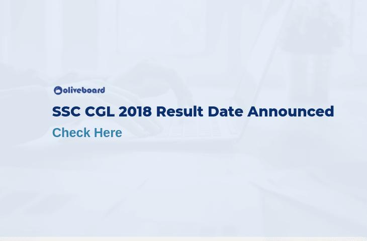 SSC CGL 2018 Result
