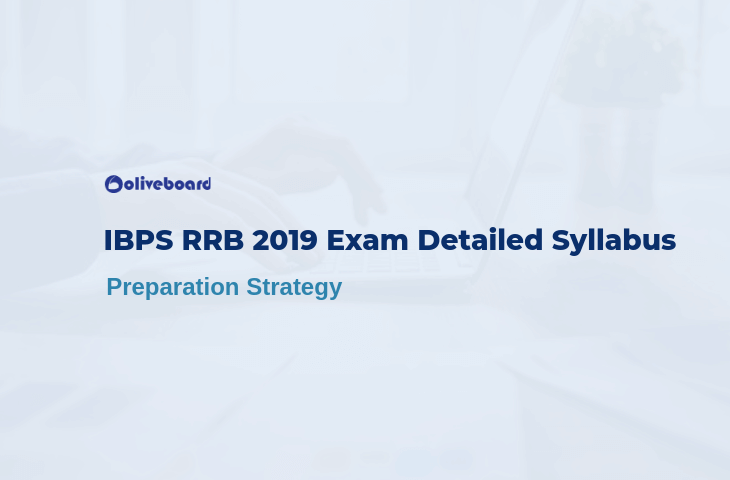 IBPS RRB 2019 Exam Detailed Syllabus