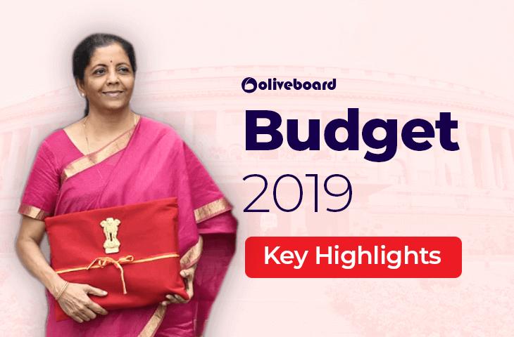 Budget 2019 Live