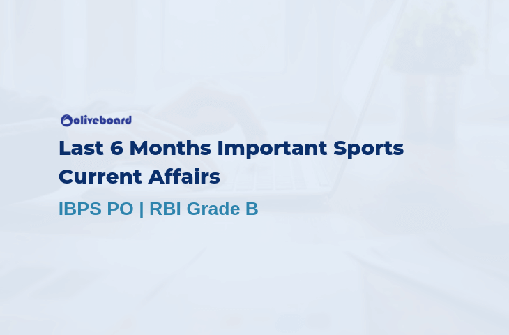 Sports Current Affairs 2019