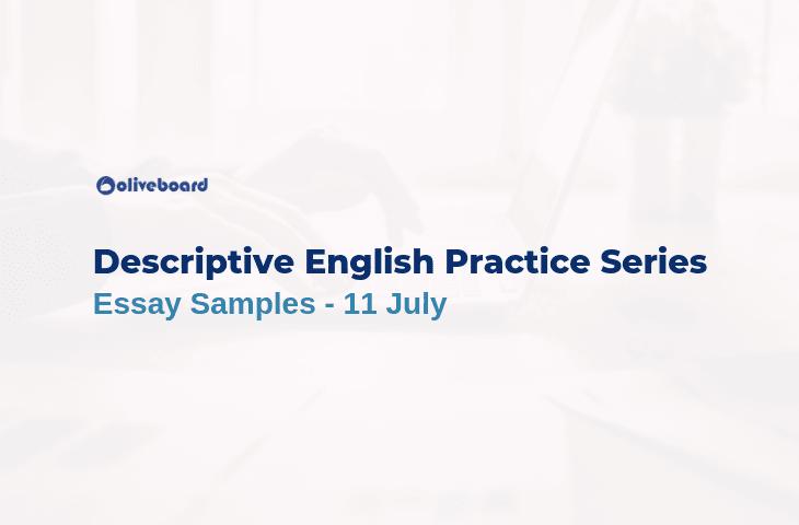 Descriptive English Practice 03