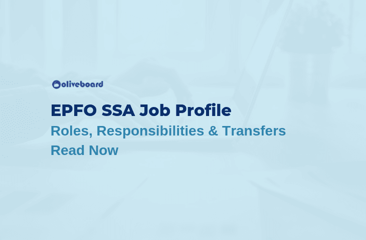 EPFO SSA Job Profile