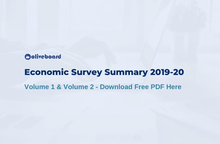 Economic Survey Summary