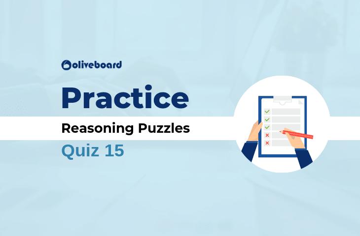 Puzzles Practice Quiz 15