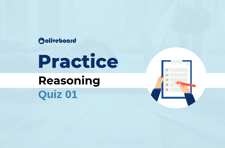 Reasoning Practice Quiz 01