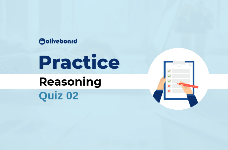 Reasoning Practice Quiz 02