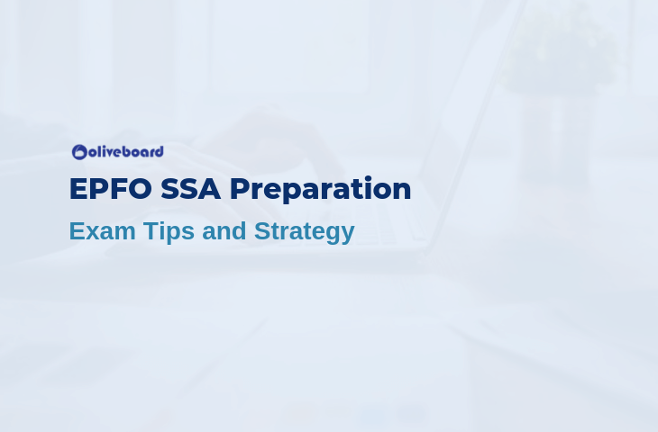 epfo ssa preparation tips and strategy