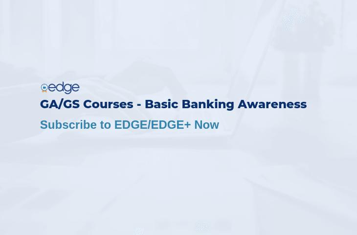 Basic Banking Awareness