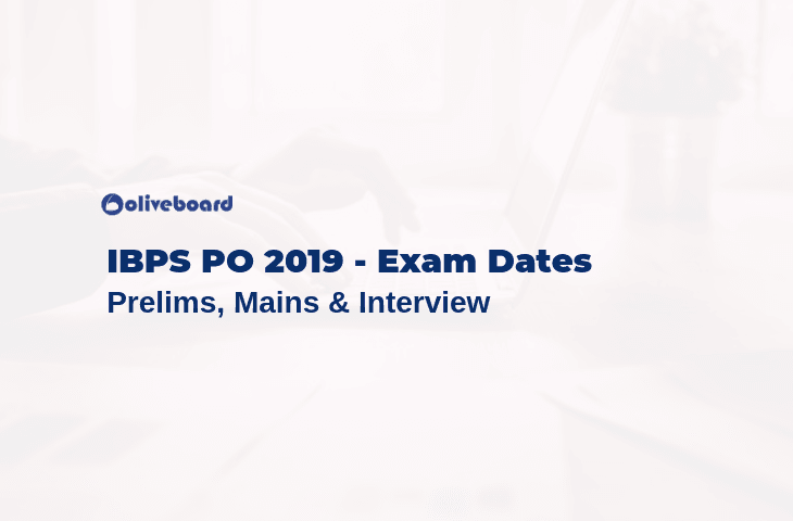 IBPS PO 2019 Exam