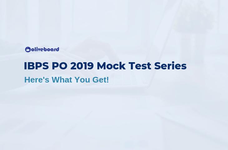 IBPS PO Mock Test 2019