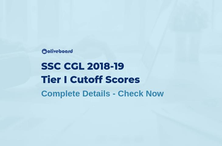 SSC CGL 2018 Tier 1 Cutoff
