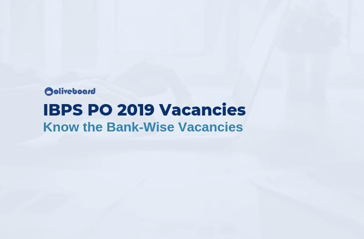 ibps po 2019 vacancy