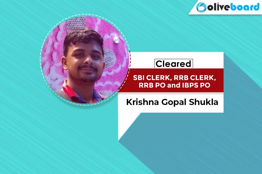 Success Story of Krishna Gopal Shukla