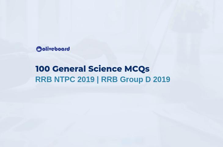 100 General Science MCQs