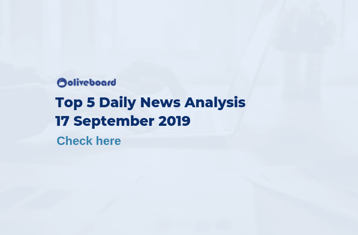 top 5 daily news- 17 Sep 2019