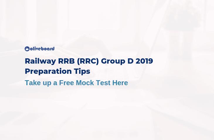 RRB Group D Preparation