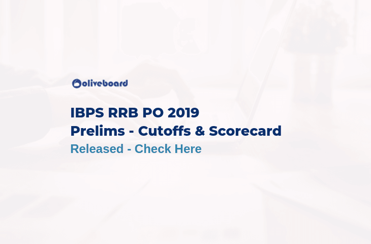 IBPS RRB PO 2019 Cutoff & Scorecard