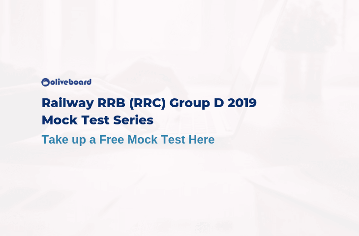 Railway Group D 2019 Mock Test
