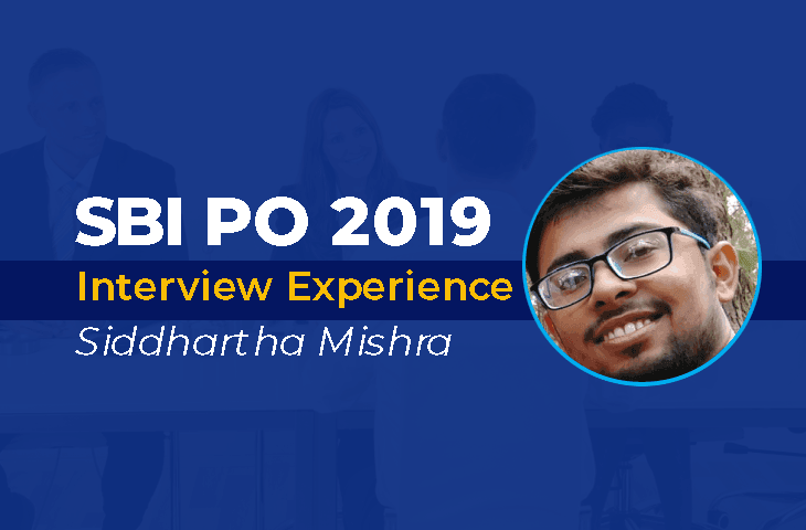 SBI PO 2019 Interview Experience