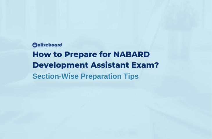 NABARD Exam preparation strategy