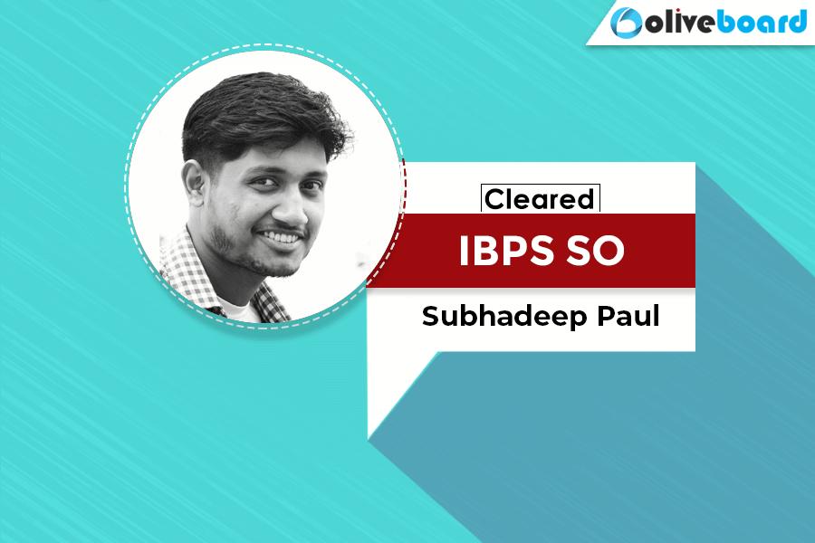 Success Story of Subhadeep Paul