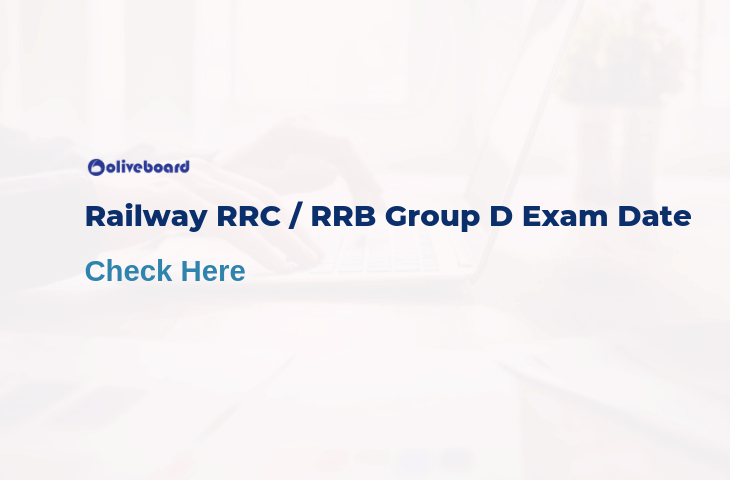 rrb group d exam date 2019