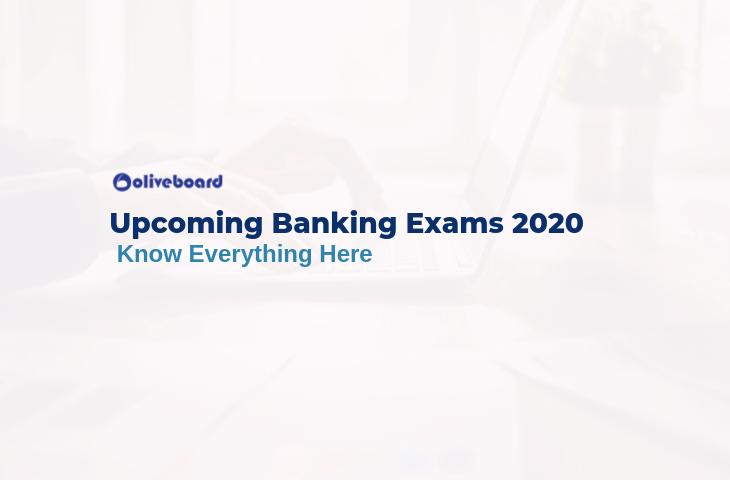 Upcoming Banking Exams