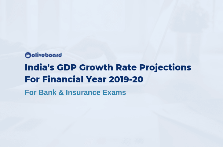 India's GDP Growth Forecast 2019
