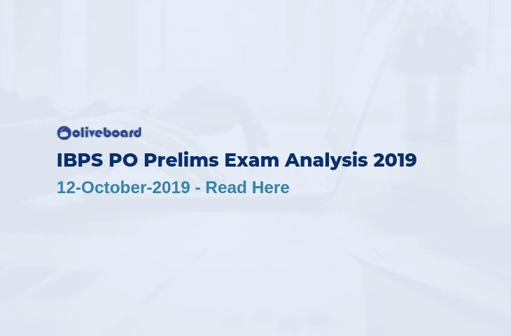 ibps po prelim exam analysis 2019